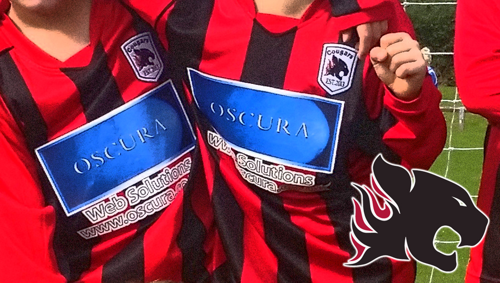 FC Cougars - Supported by Oscura